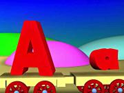 Letter A Song for Children | English Alphabet Songs for Children