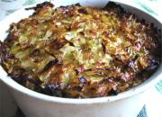 Swedish Cabbage Casserole