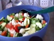 Chunky Summer Salad