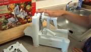 Review of Paderno World Cuisine Turning Slicer
