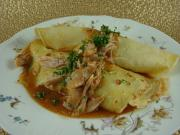 Lyonnaise chicken saute was the dish served to First Class passengers on Titanic