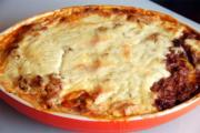 Lean Lamb Moussaka
