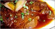 Banjari Gosht is a Rajasthani meat preparation.