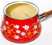 Cream Fondue