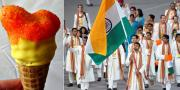 food Namded After Indian Olympics Contingent