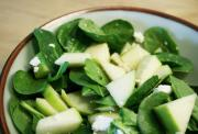 Tossed Spinach Salad