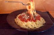 Spaghetti A La Napolitaine