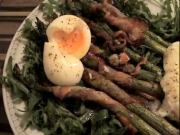 Zuza zak's Weeknight Dinners: Warm Asparagus Salad