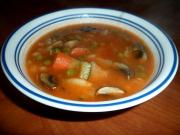 Stockless Vegetable Soup