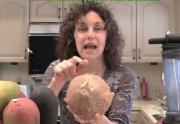 How To Shell Mature Coconut