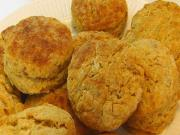 Betty's Sweet Potato Biscuits With Grandson,Carter-Easter