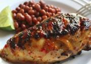 4Th Of July Cherry Bomb Barbecue Chicken