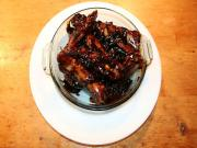 Honey-Glazed Pork Spare-Ribs