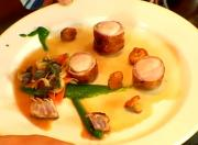 Poached Rabbit Saddle