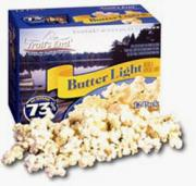 Diacetyl used to flavor butter popcorn