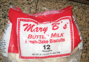 Easy Butter Milk Biscuits