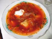 Ukrainian Borscht