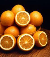 Confetti oranges
