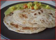 Parotta - South Indian Layered Bread