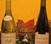 French Wines (Rhone Valley)