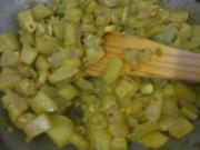 Healthy Bottle Gourd Stir Fry