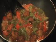 Vegetable Manchurian / Indian Dumplings