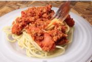 Filipino Style Spaghetti - Pinoy Spaghetti