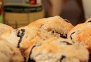 Breakfast Blueberry Scones