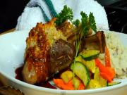 Lucy's Grill & Bar - Braised Lamb Shanks - Part 2