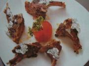 Roast Rib Of Venison