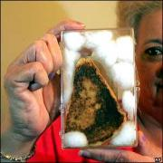 Religious icons in food! Holy God, oops food!!