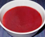 Jam Sauce In The Microwave