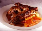 Plum Sauced Chicken
