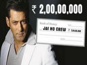 Salman Khan's Shocking 2 Crore Gift
