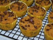Gluten Free Pumpkin Chocolate Chip Muffins