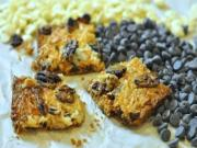 Double Chocolate Magic Bar Cookies - Christmas Cookie 2013