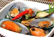 Spicy Mussels In Cocomilk