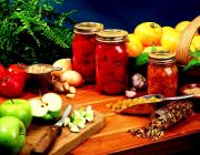 Pickling, canning, freeze drying are common forms of preservation