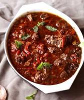 Healthy Lamb Stew