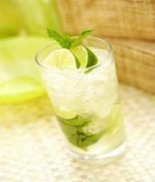 Refreshing Minty Mojito