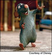 Ratatouille Wine by Disney - Animate yourself