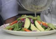 Healthy Daily Green Side Salad