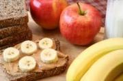 Kids healthy snacks