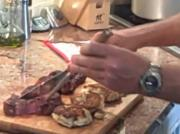 Griling Basics of  Beef Steaks and Crab Cakes