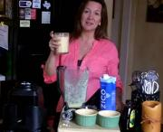 Pineapple Mango Lean Protein Smoothie