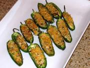 Tuna Stuffed Jalapenos