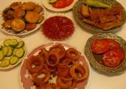 Deep Fried Zucchini Roundels