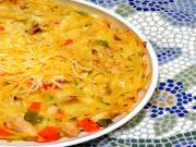 Tetrazzini Pasta Supper
