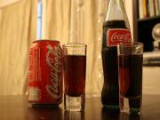 Coca Cola taste test