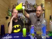 Alien Piss Cocktail